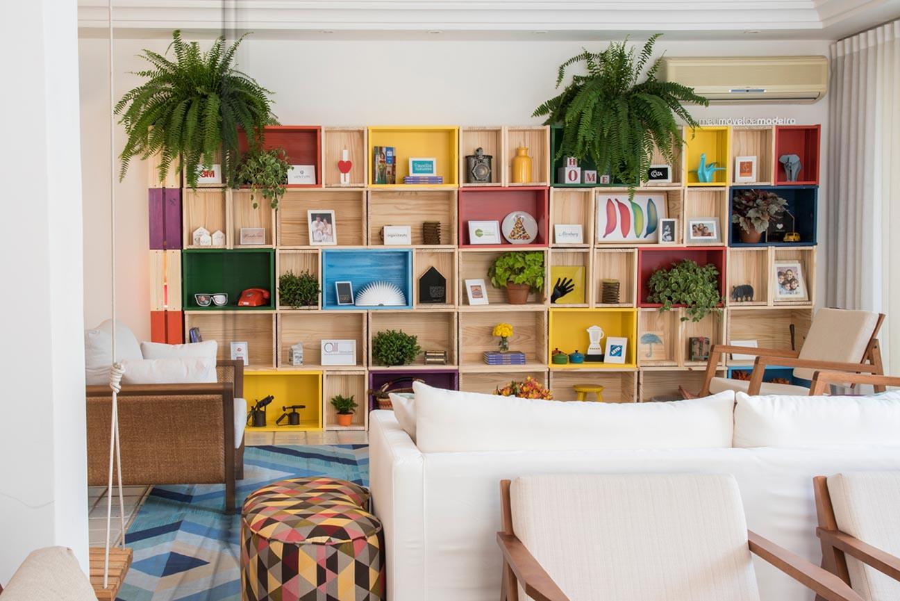 Decoração e Organização de Interiores